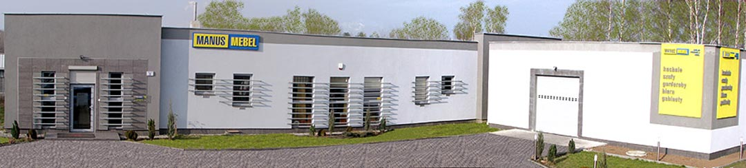 siedziba Manus-Mebel